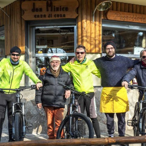 Escursione Mountain Bike Peloritanii 1