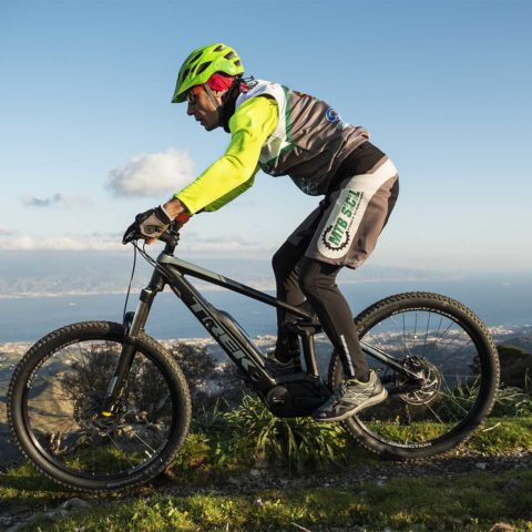Escursione Mountain Bike Peloritanii 8