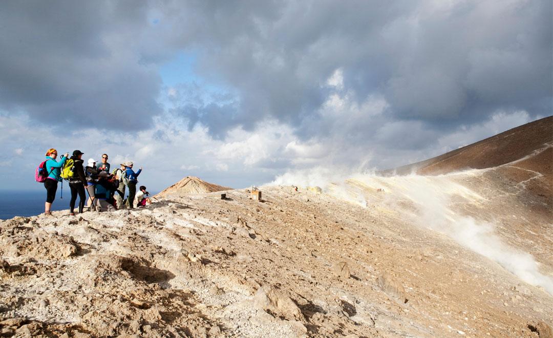 Escursione Isole Eolie - Vulcano