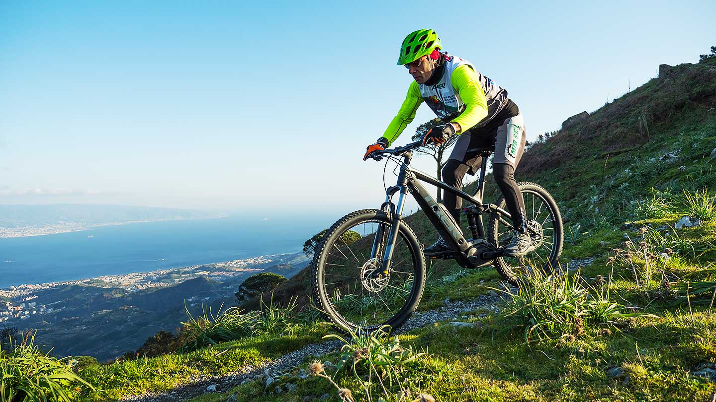 Mountain Bike sui Peloritani
