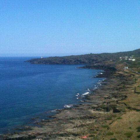 trekking a pantelleria