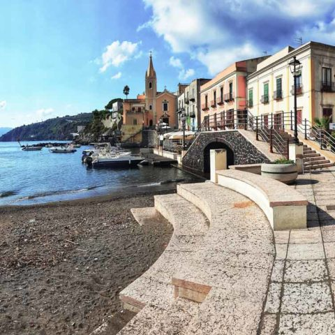 Lipari Marina Corta